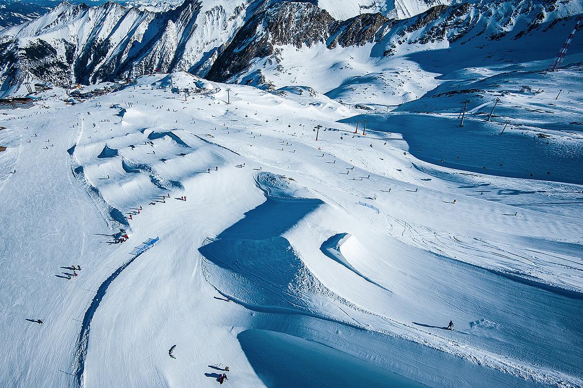 Skiurlaub in zell am see 3 skihotel glasererhaus for Designhotel skigebiet